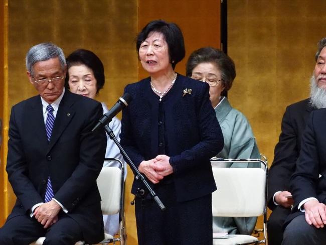 久保田敏子審査委員
