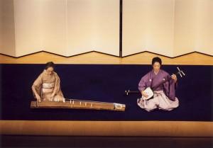 「融」○ 左:岩田柔柯師、右:藤井泰和師