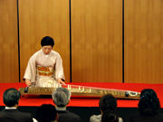 藤井昭子師の箏弾き歌いによる「菜蕗(ふき)」