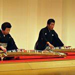 「若葉」(奥組、北島検校または牧野検校作曲) 箏:鳥居名美野、山登松和